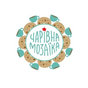 """Логотип Чарівна Мозаїка (ТОВ """"Чарівна Мозаїка"""")"""