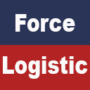 "Логотип FORCE LOGISTIC (ООО""ФОРС ЛОДЖИСТИК"")"
