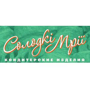 Логотип Солодкі Мрії (ФЛП Зубченко Л.В.)