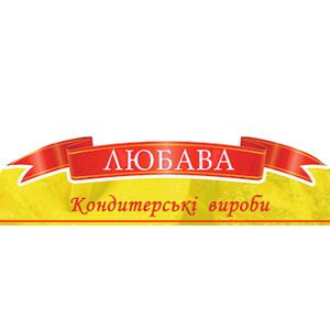 """Логотип ТМ """"Любава"""" (ФЛП Евтушенко)"""