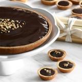 Термостойкая шоколадно-ореховая начинка Кукикрем Джандуйя
