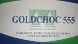 Лауриновый заменитель масла какао GOLDCHOC 555